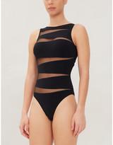 Emma Pake Valentina cutout swimsuit