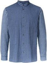 Factotum striped shirt - men - Cotton - 44