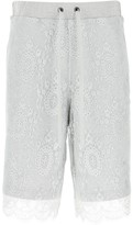 Burberry Lace Bermuda Shorts