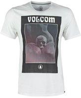 Volcom Modern Fit Print Tshirt White