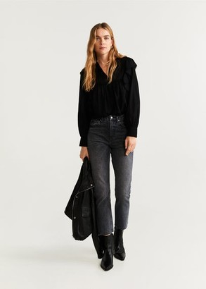 MANGO Straight jeans Celia