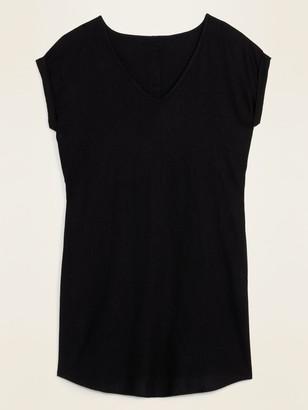 Old Navy V-Neck Button-Back Shift Dress for Women