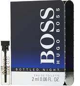 HUGO BOSS Boss Bottled Night By Edt Vial On Card