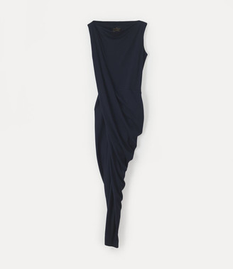 Vivienne Westwood Vian Dress Navy