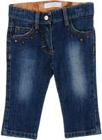 Alviero Martini Denim pants - Item 42606129