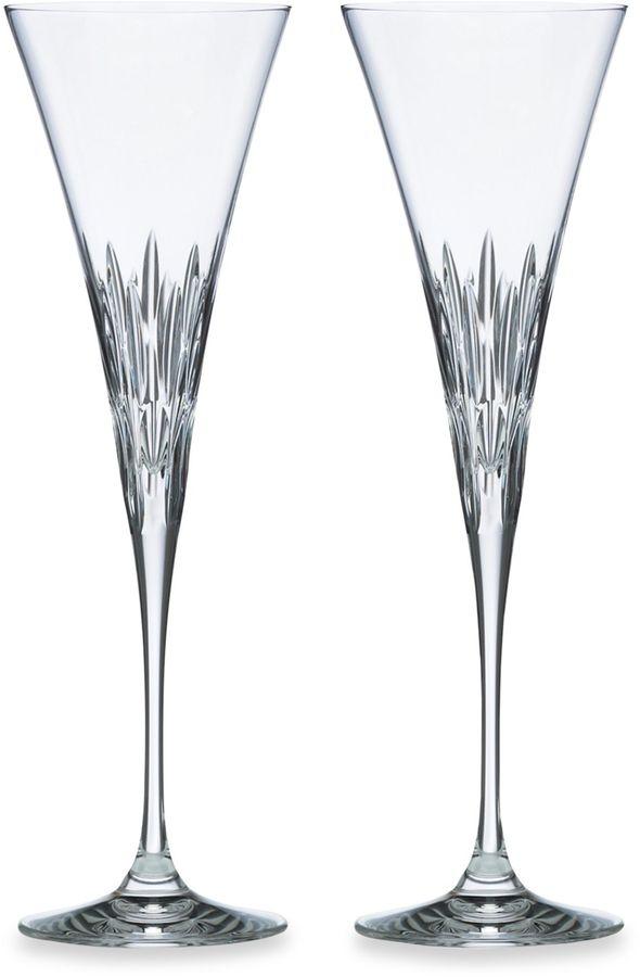 Lenox Firelight® Crystal Toasting Flutes (Set of 2)