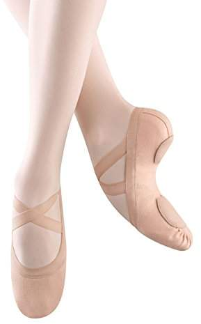 Bloch Dance Womens Synchrony Ballet Flat