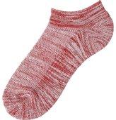 Uniqlo Men's Pile Mesh Ankle Socks