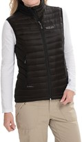 Rab Microlight Vest - 750 Fill Power (For Women)