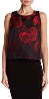 Amanda Uprichard Rose Shell Tank