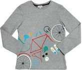 Paul Smith Bicycle Printed Cotton Jersey T-Shirt