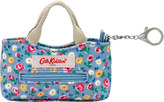 Cath Kidston Little Flower Buds Zipped Handbag Keyring