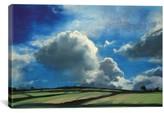 iCanvas 'Beyond Summer Sky' Giclee Print Canvas Art