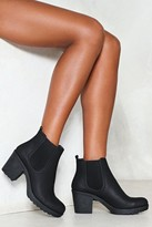 Nasty Gal One Night Stand Ankle Boot