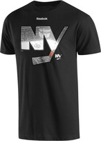 Reebok NHL New York Islanders Stadium Glow Tee