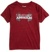 Under Armour Big Logo Hybrid Twist T-Shirt (Toddler Boys & Little Boys)