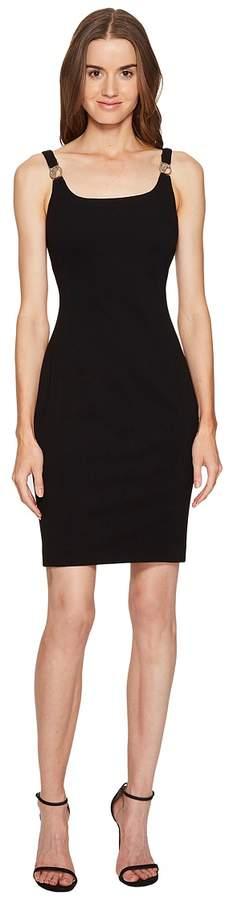 Versace Stapless Jersey Dress Women's Dress