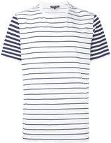 Michael Kors striped T-shirt - men - Cotton - S