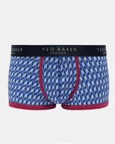 Ted Baker Geometric print boxers