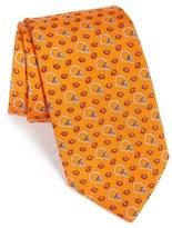 Vineyard Vines 'Cleveland Browns - NFL' Woven Silk Tie