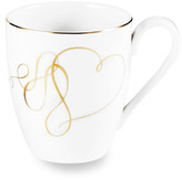 Mikasa Love Story Gold Mug