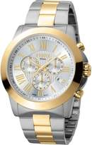 Ferré Milano Men's FM1G079M0081 Dial With Two-Tone Stainless-Steel Band Watch.