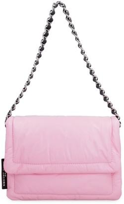 Marc Jacobs Leather Shoulder Pillow Bag