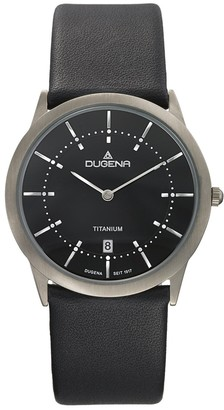Dugena Design Gents Quartz Watch 4460338