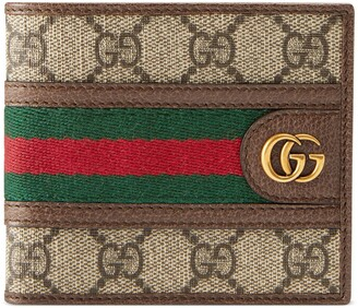Gucci Ophidia GG coin wallet
