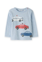 Country Road Vehicle T-Shirt