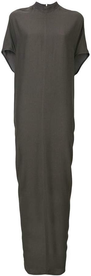 Rick Owens long column dress