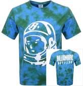 Billionaire Boys Club Bleached Logo T Shirt Blue