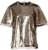 Rachel Zoe sequinned blouse