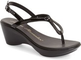 Athena Alexander 'Marisol' Platform Wedge Sandal (Women)