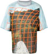 Bless graphic print T-shirt