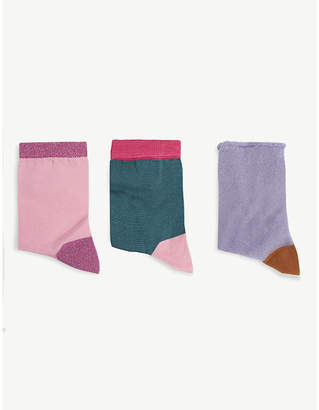 Hysteria By Happy Socks Marget socks set of three