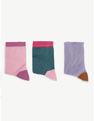 Hysteria By Happy Socks Marget socks set of three