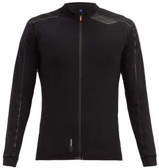 Soar - Elite Tempo 2.0 Zipped Running Top - Black