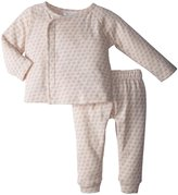 Serena & Lily Mercer Layette Set (Baby) - Shell-0-3 Months