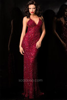 Scala 47542 Dress In Red