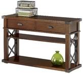 Progressive Landmark Console Table - Vintage Ash Furniture