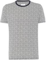 Peter Werth Men's Melvyn Floral Jersey T-Shirt
