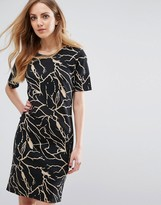 B.young Silje Printed Dress
