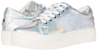 J/Slides Hippie (White Nubuck) Women's Shoes
