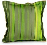Handcrafted Recycled Cotton and Jute Cushion Cover, 'Pajapita'