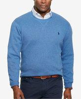 Polo Ralph Lauren Men's Big & Tall Crewneck Sweater