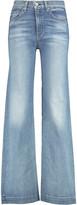 Rag & Bone Justine high-rise flared jeans