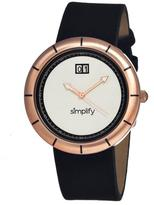 Simplify The 1300 Collection 1304 Men's Watch