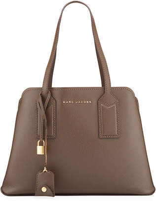 Marc Jacobs The The Editor Large Pebbled Leather Tote Bag