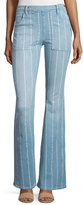 Frame Le Flare de Francoise Striped Jeans, Barrin